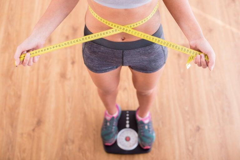 ¿Qué le sucede al cuerpo cuando se pierde peso?