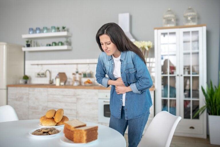¿Qué efectos tiene el gluten en el cuerpo?