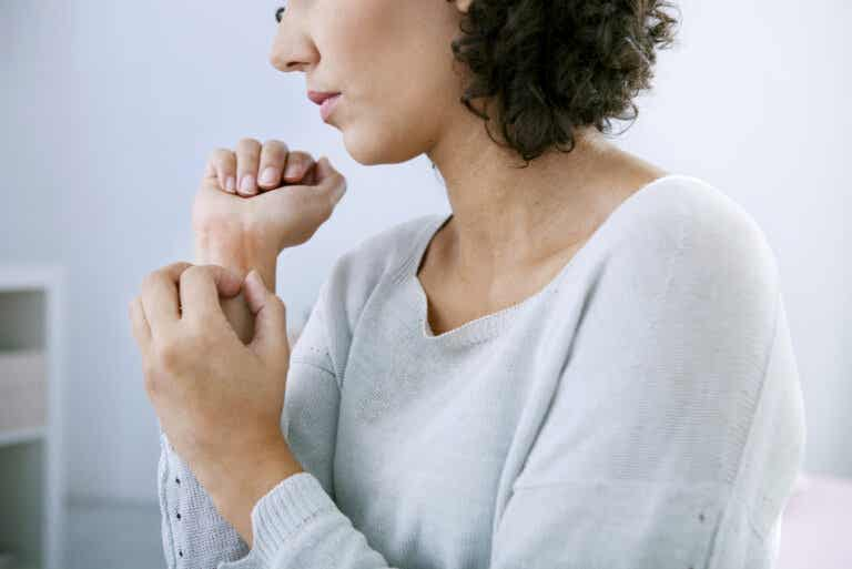 Tipos de urticaria crónica