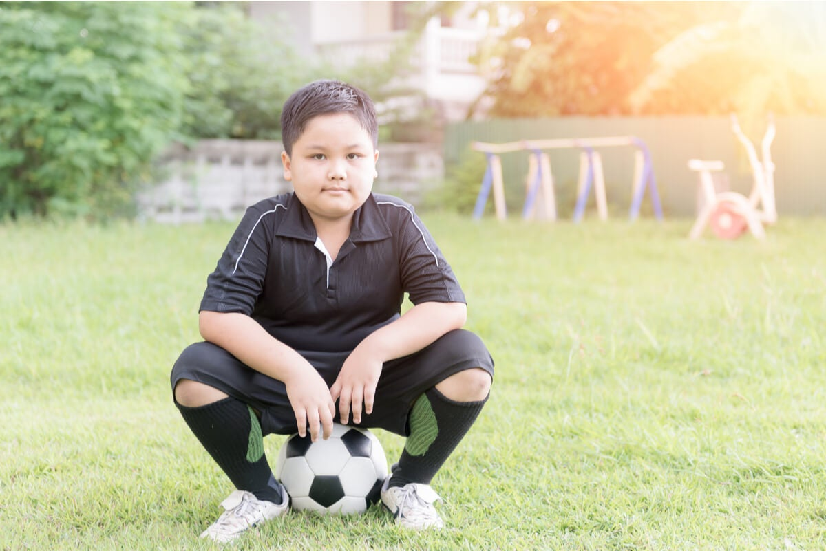Deporte en la infancia.