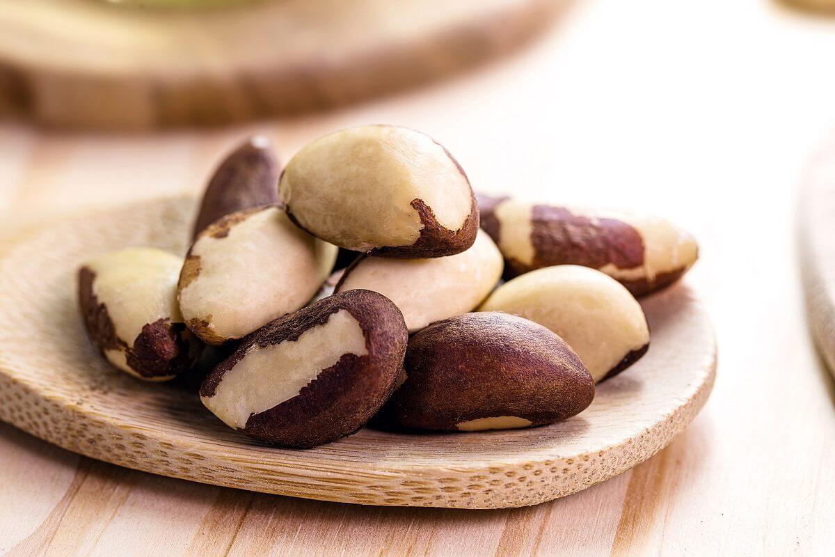 Valores nutricionales de las nueces de Brasil