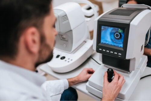 Cómo recuperarse de un desprendimiento de retina