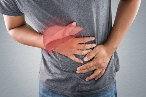 5 tipos de hepatitis y principales características