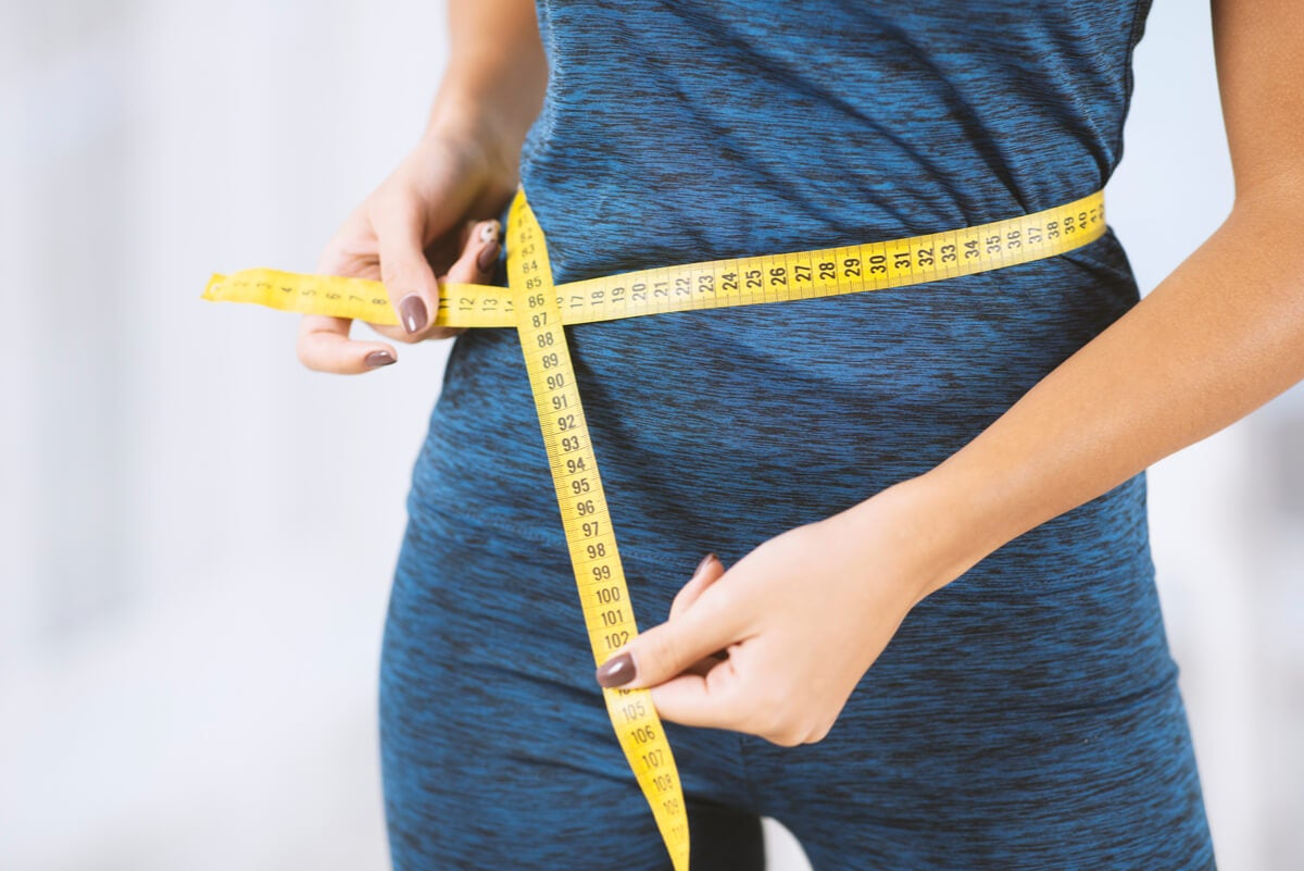 """¿Cuánto debe medir la circunferencia abdominal"""""""