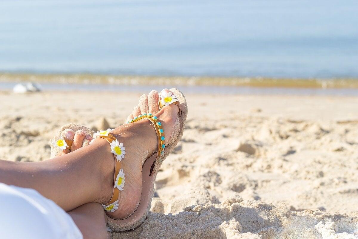 Consejos para cuidar los pies este verano