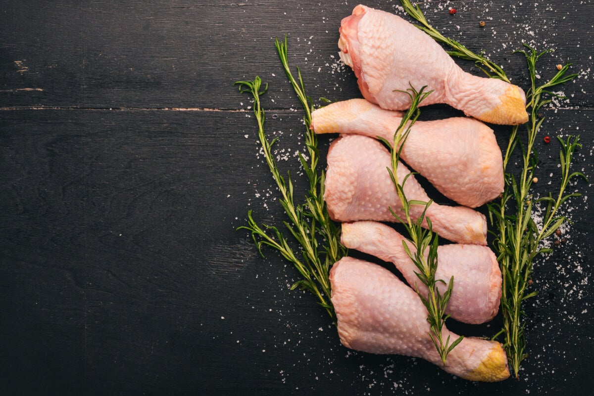 Carne blanca para la hiperuricemia