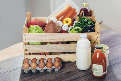 ¿En qué consiste la dieta sostenible?