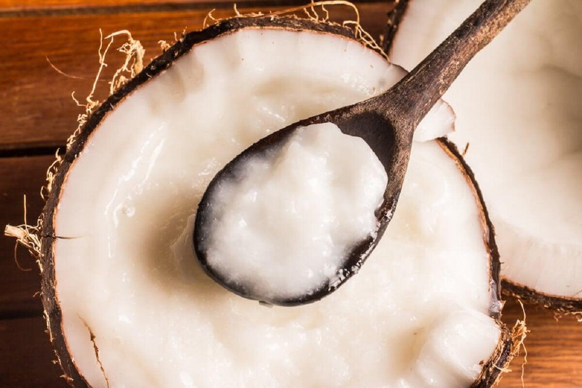 El coco es una de las frutas con más proteínas