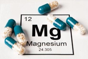¿Qué síntomas da la falta de magnesio?