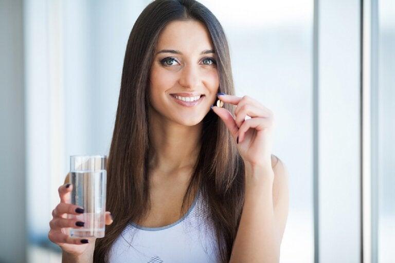 Suplementos y vitaminas para el estrés