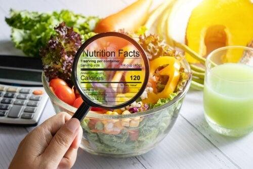 3 tips para leer e interpretar una tabla nutricional