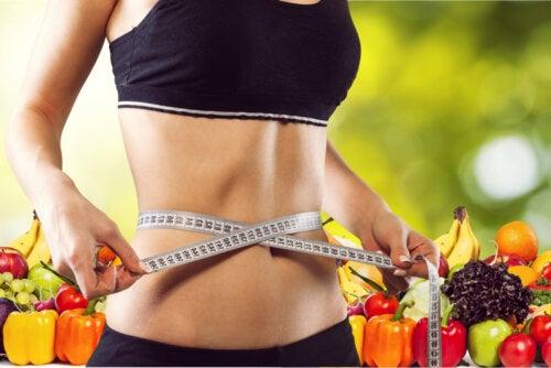 4 alimentos con muy pocas calorías