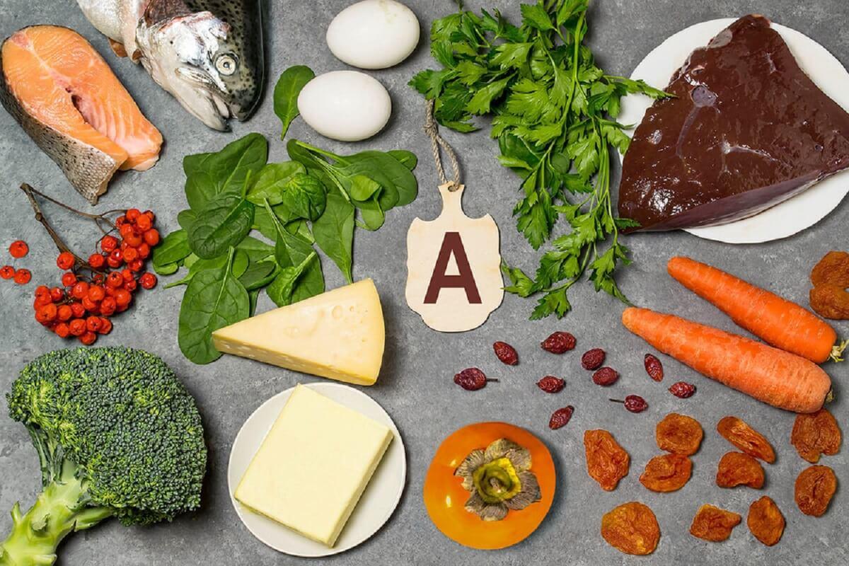 Alteraciones de la vista y vitamina A