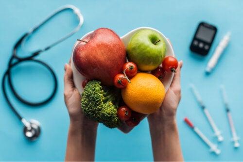 Dieta para personas que padecen hipoglucemia