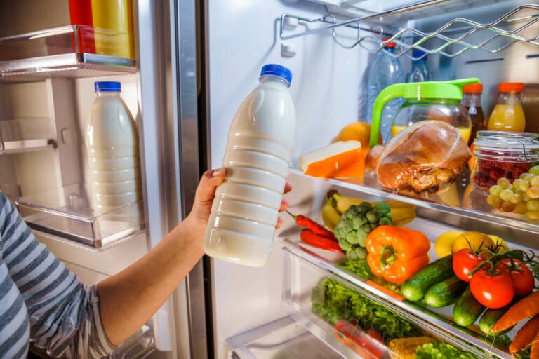 ¿Cómo almacenar y conservar los alimentos de manera segura en casa?