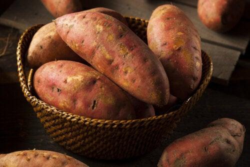 ¿El boniato y la batata son lo mismo?