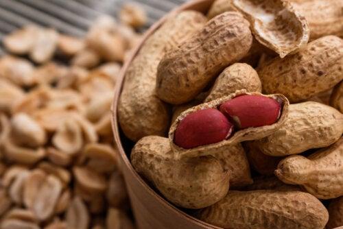 3 beneficios de los cacahuates