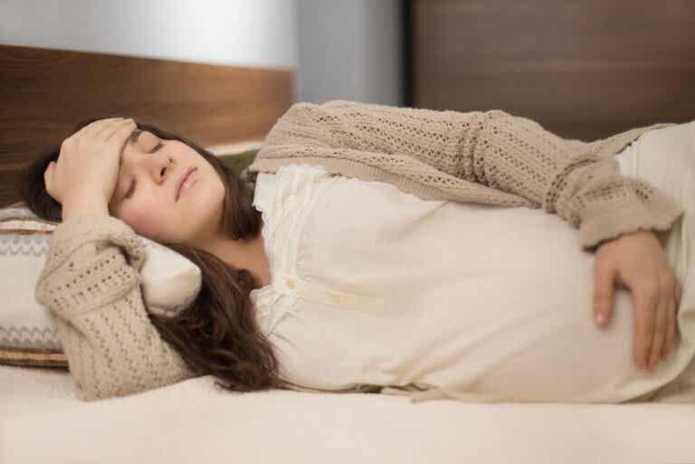 Dismenorrea durante el embarazo: ¿qué debo hacer?