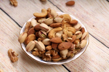 Almendras, nueces o avellanas, ¿cuál es mejor para la salud?