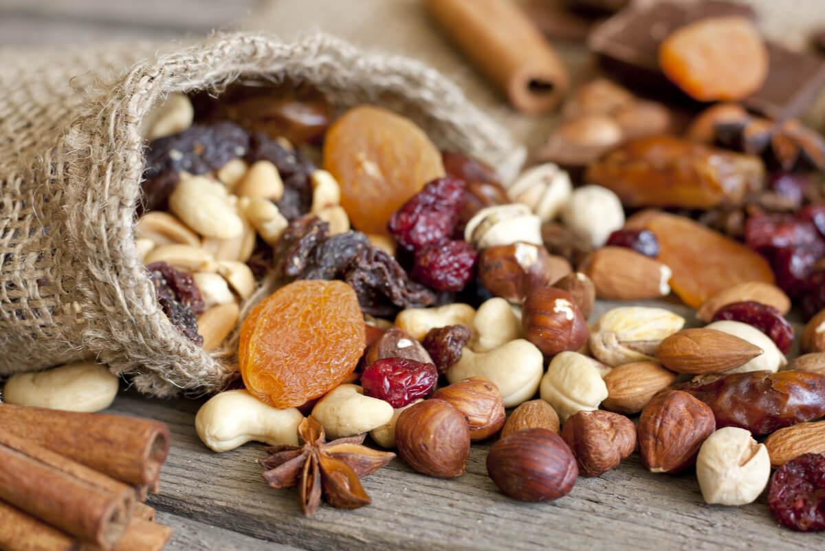 """Almendras, nueces o avellanas, ¿cuál es mejor para la salud"""""""