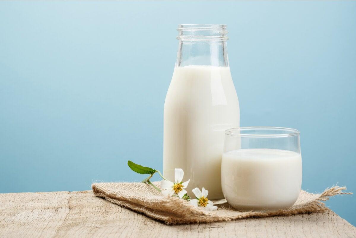 Caseinato de sodio derivado de los lácteos
