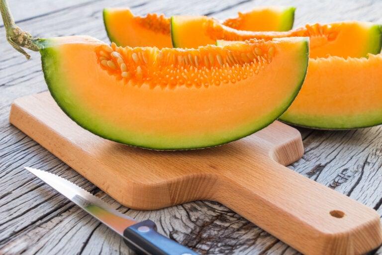 Mitos y verdades sobre el melón
