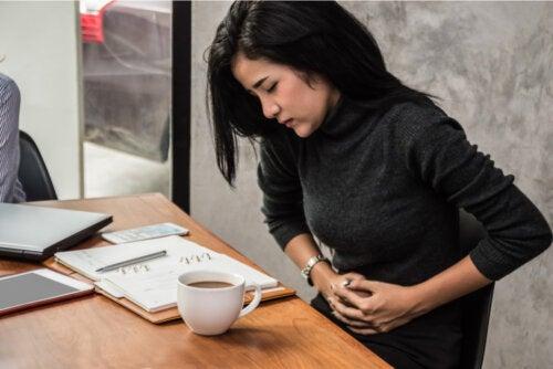 ¿Cuáles son los síntomas de la gastroenteritis?