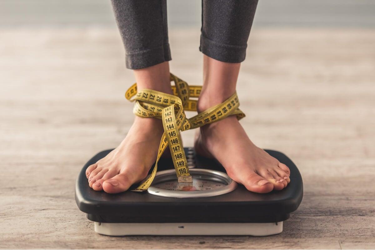Obsesión con el peso.