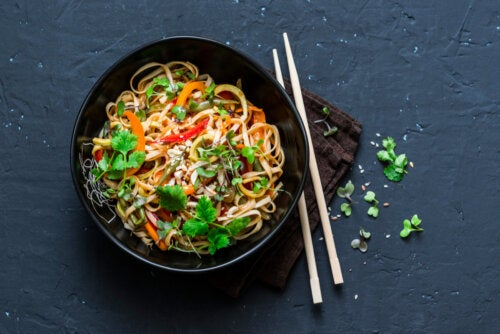 ¿Cuáles son los beneficios de la comida tailandesa?