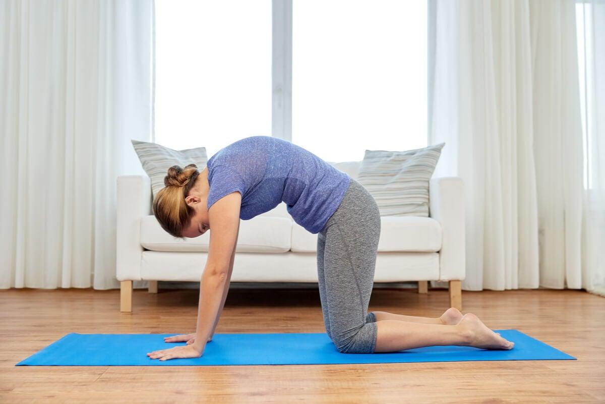 Los mejores ejercicios de pilates: nivel intermedio