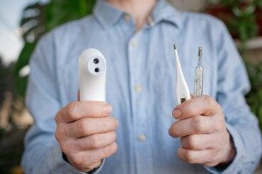 3 tipos de termómetros y cómo utilizarlos