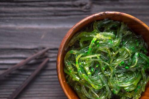 Alga wakame: propiedades, beneficios y usos