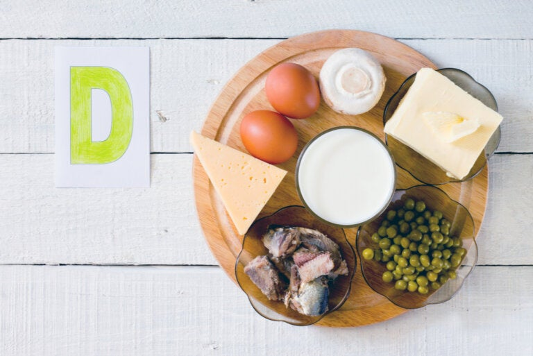 Deficiencia de vitamina D: síntomas, causas y tratamiento