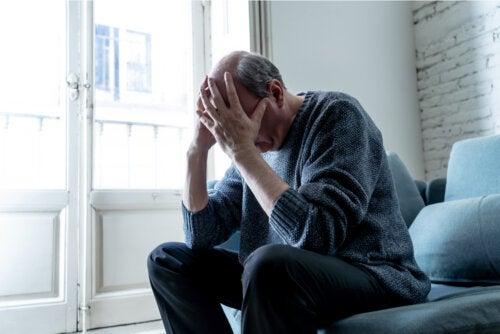 ¿Qué es la depresión paralizante?