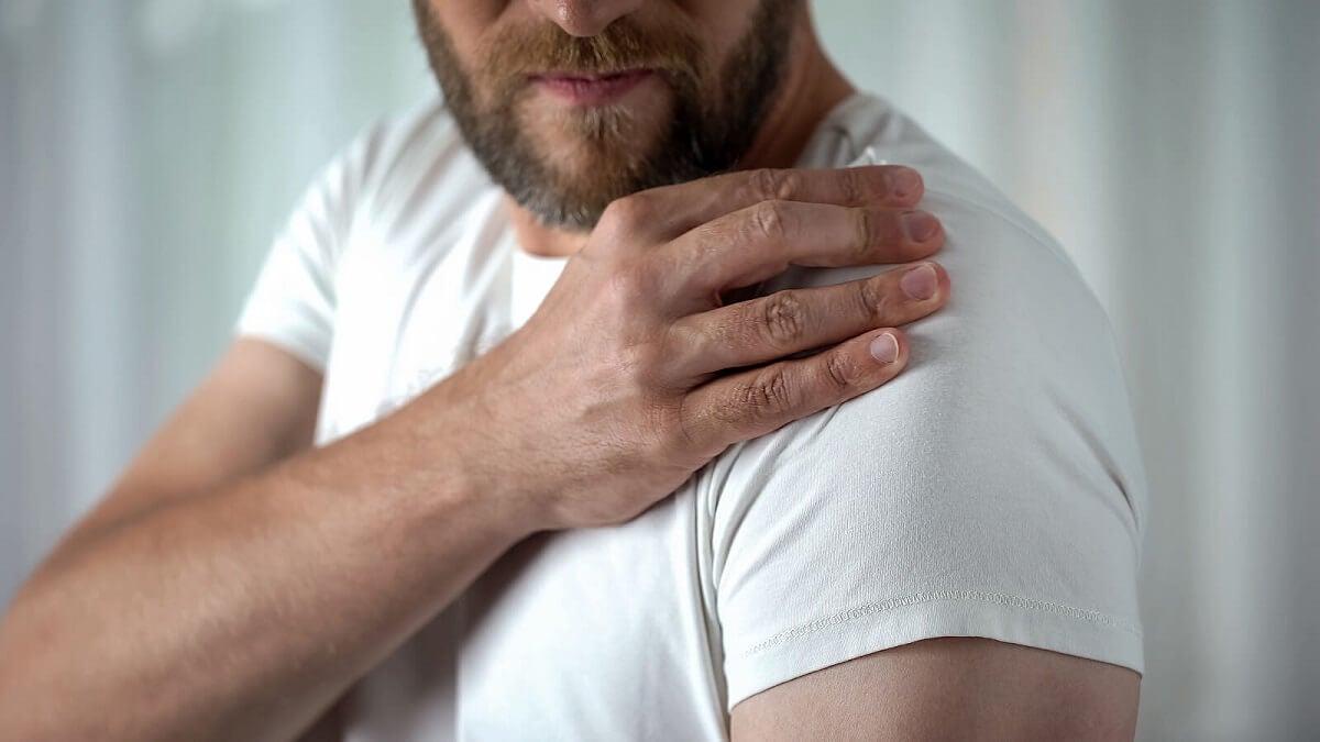 Calcificación en el hombro
