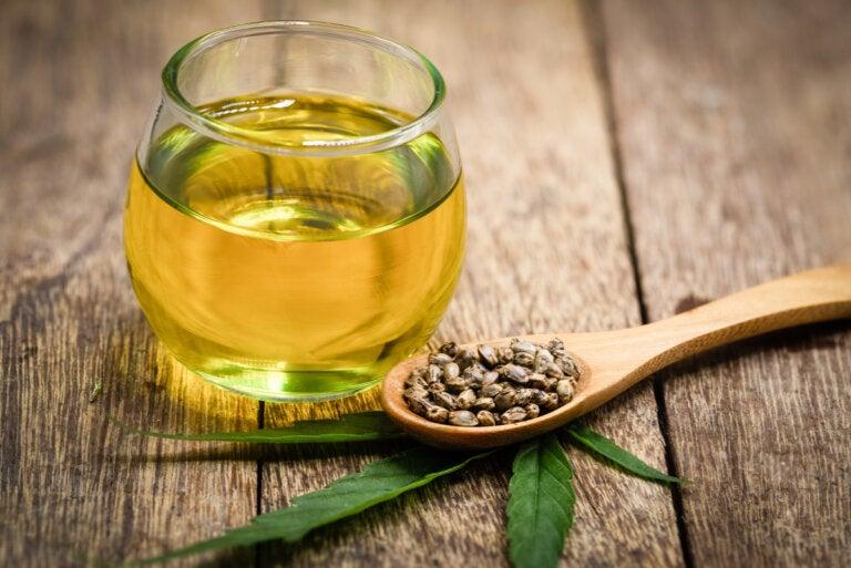 Propiedades y beneficios del aceite de cáñamo