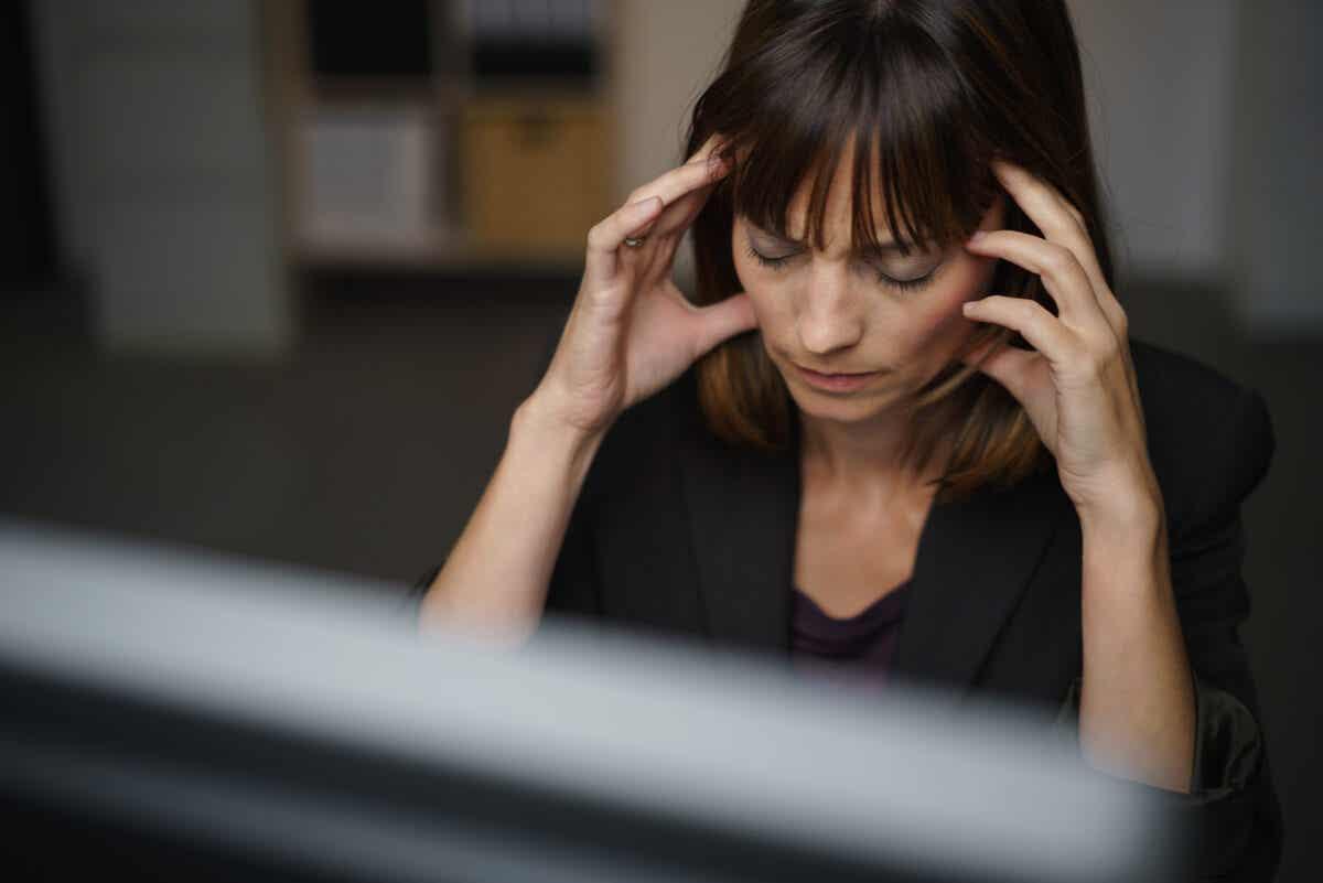 El estrés puede combatirse con raíz de suma.