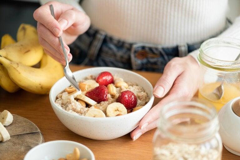 Desayunar avena: ¿es sano?