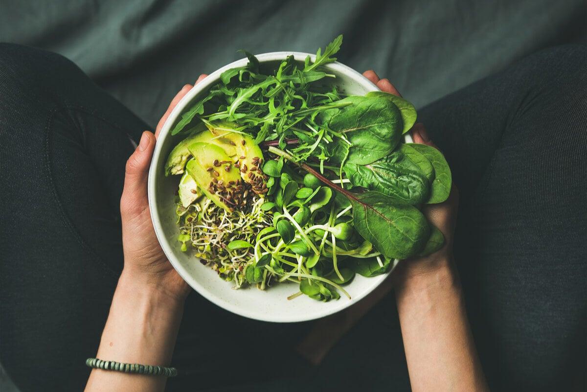 ¿Cuál es la diferencia entre vegano, vegetariano y flexitariano?