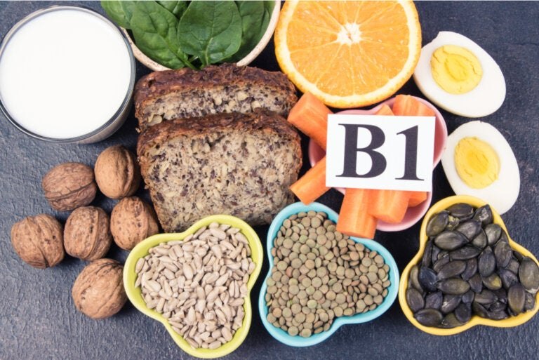 Tiamina (vitamina B1): ¿qué debes saber?
