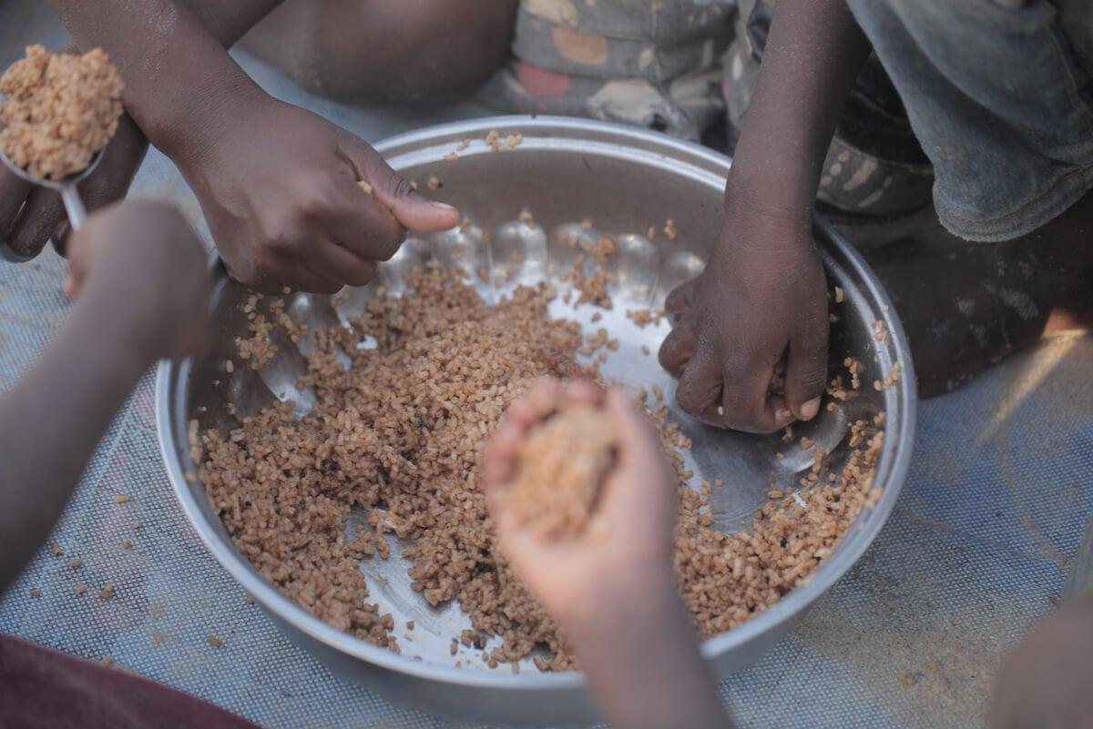 La malnutrición puede ocurrir en todo el mundo