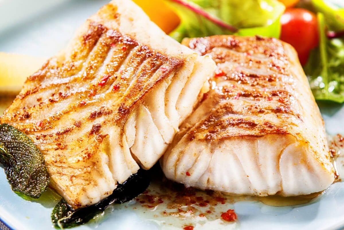 3 principales pescados blancos y sus beneficios