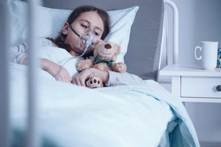 Fibrosis quística en niños