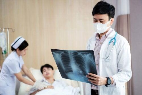 Tratamiento del neumotórax