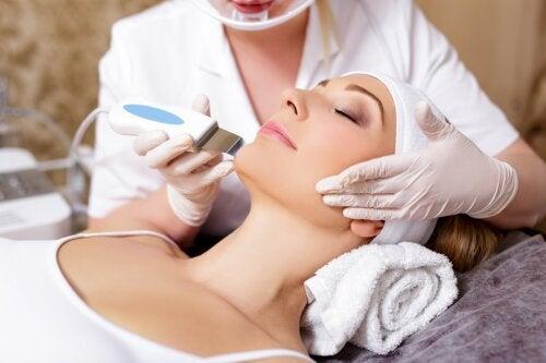 10 tipos de peeling facial