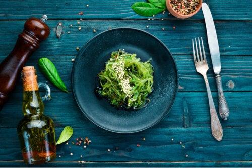 5 tipos de algas comestibles más famosas y sus beneficios