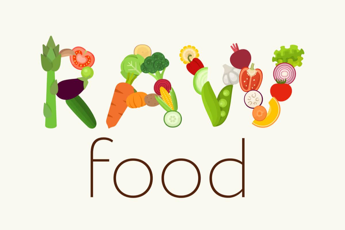 Raw food: ¿en qué consiste esta dieta?
