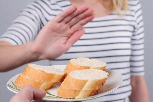 Alergia al trigo: síntomas y causas