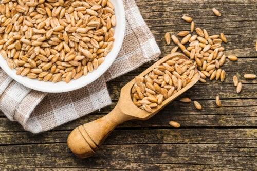 Usos y características de la harina de espelta