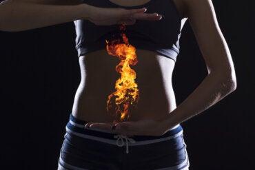 ¿Cuáles son las causas de la acidez de estómago?